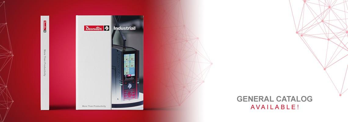 Découvrez le Nouveau Catalogue Général Desoutter et les Outils & Solutions dédiés à l'Industrie 4.0 !