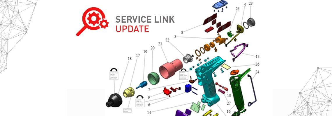 Découvrez les nouvelles fonctionnalités Service Link !