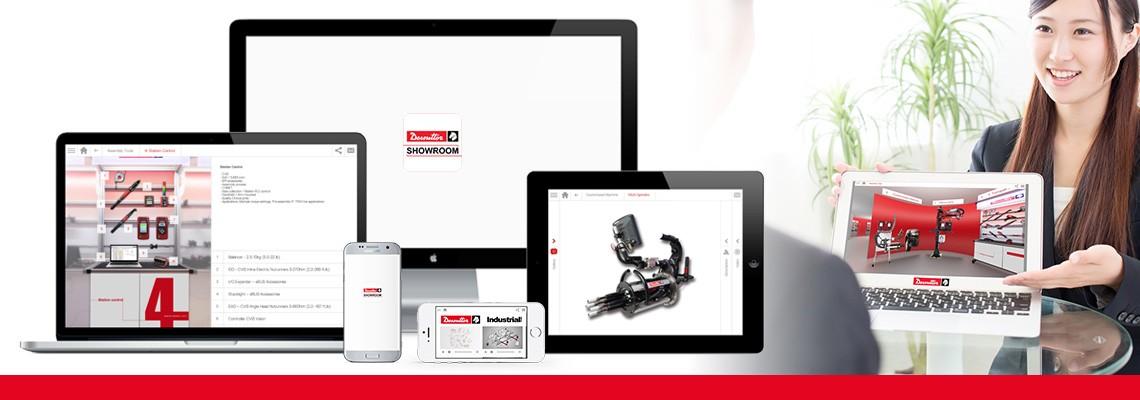 Téléchargez l'application Showroom pour découvrir toutes nos solutions de perçage et d'assemblage à travers des images et des vidéos. Desoutter est toujours à vos côtés, même hors ligne.