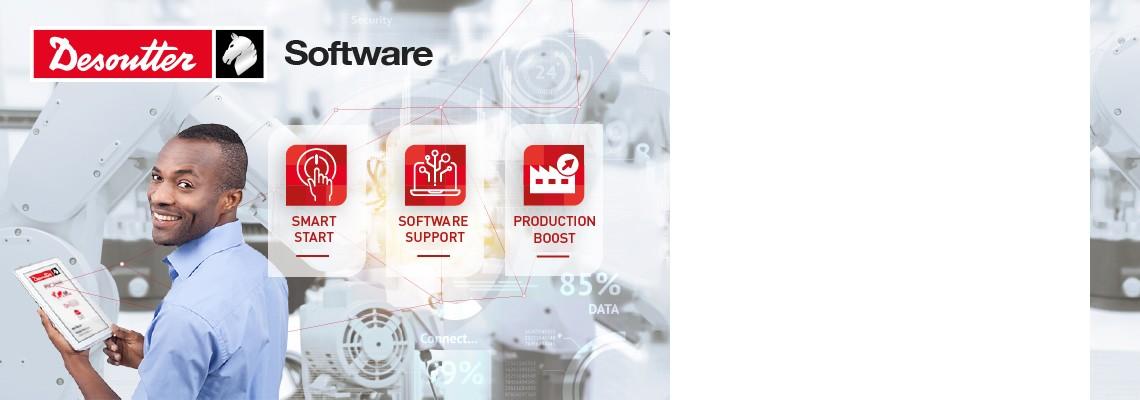 Obtenir le bon support vous permettra une utilisation optimale de votre logiciel Desoutter