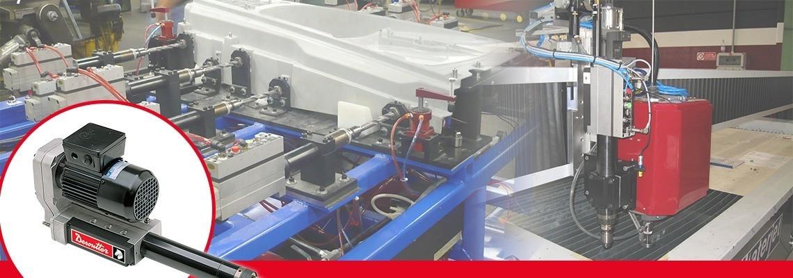 Pour améliorer vos unités de perçage à avance automatique, Desoutter Industrial Tools a créé des blocs de contrôle avec bloc de commande complet ou simplifié et une interface électrique. Demandez votre devis !