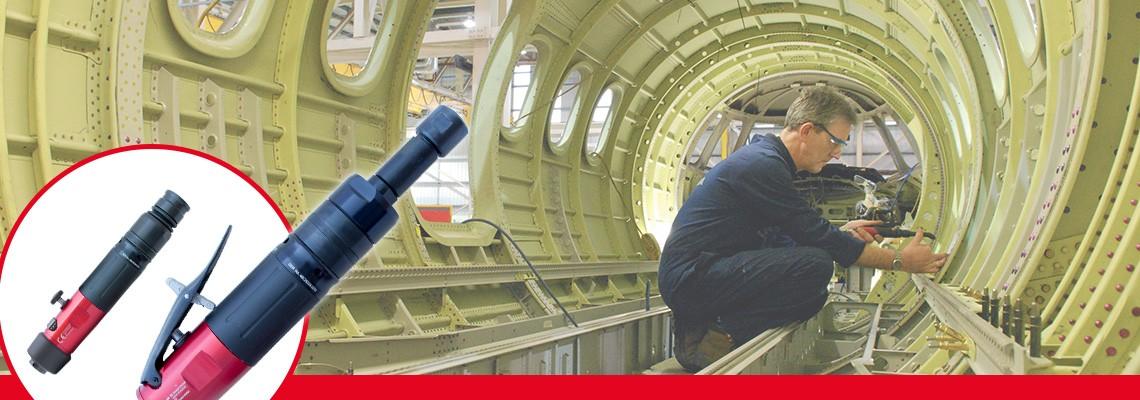 Découvrez les outils d'ébavurage de haute qualité conçus par Desoutter Tools pour éliminer les bavures et autres défauts de surface.