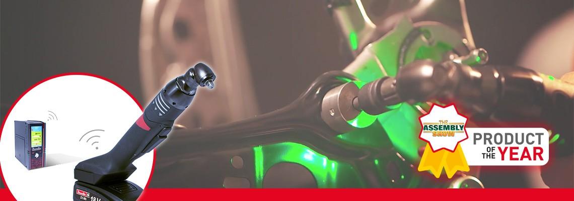 L'EABS est notre toute nouvelle visseuse à batterie, ergonomiquement conçue pour les opérations à une main