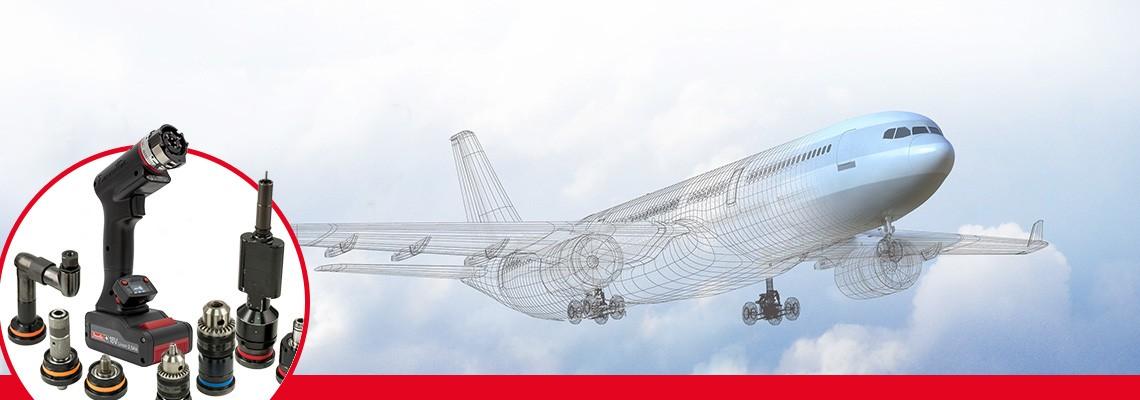 Découvrez nos outils innovants dédiés à aux applications manuelles aéronautiques !