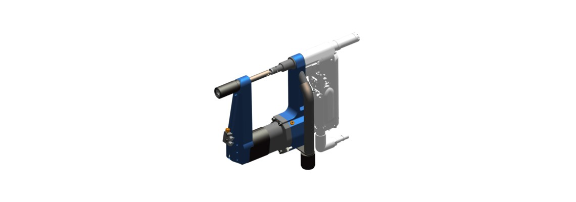 Drill and countersink applications for special access areas<br/>