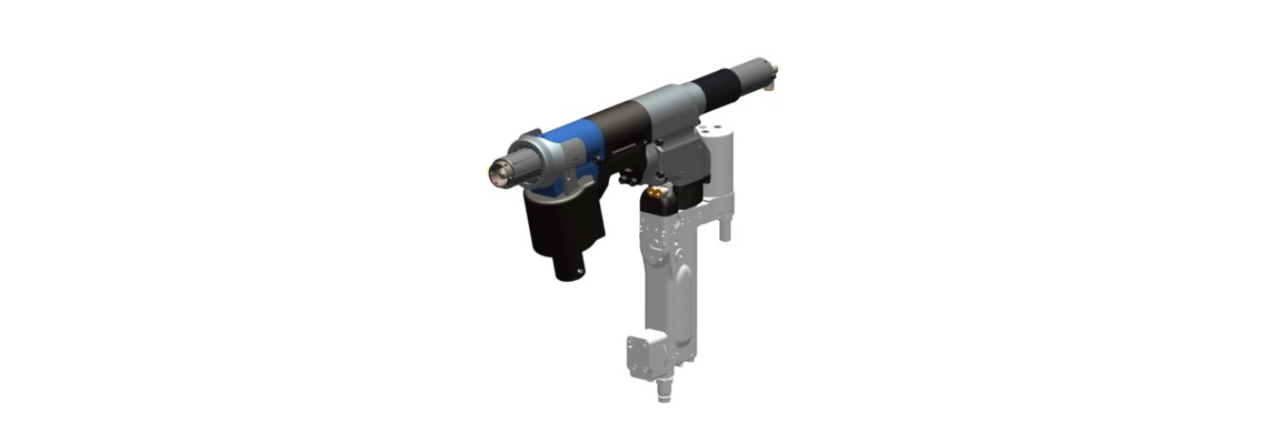 High torque ADU right angle head for high torque applications<br/>