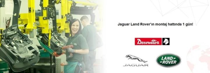 Découvrez une journée sur la chaîne de montage Jaguar Land Rover, comme si vous y étiez !